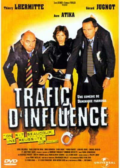 Trafic d'influence - DVD