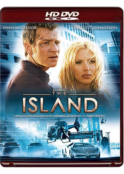 The Island - HD DVD