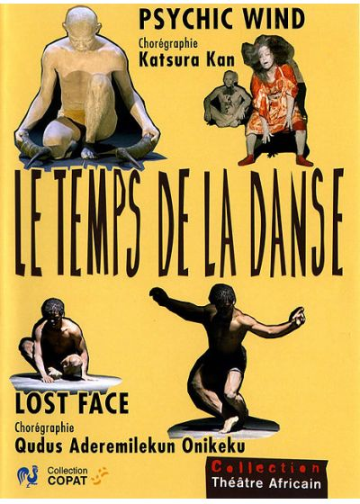 Le Temps de la danse - Psychic Wind + Lost Face - DVD