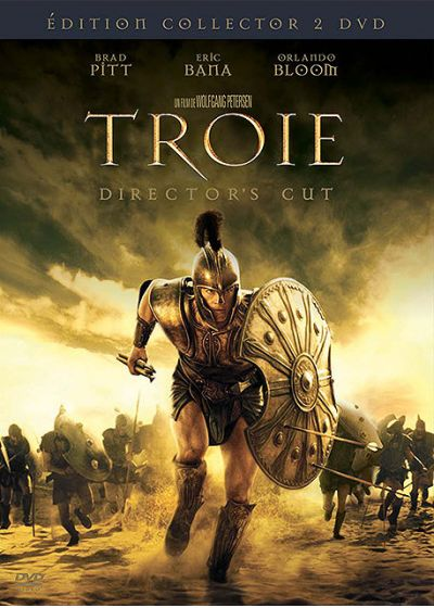 Troie (Director's Cut) - DVD