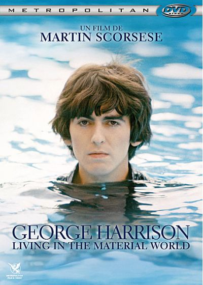 George Harrison - Living in the Material World - DVD