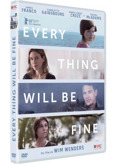 Every Thing Will Be Fine - DVD