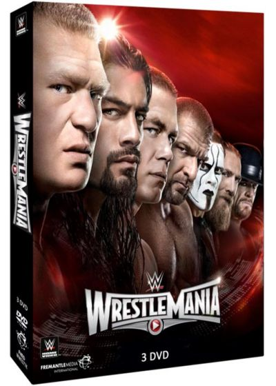 WrestleMania 31 - DVD