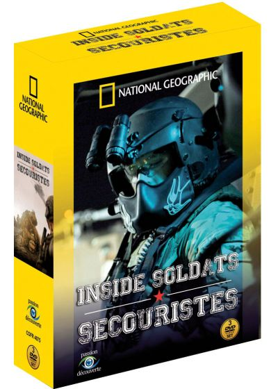 National Geographic - Inside Soldats - Secouristes - DVD
