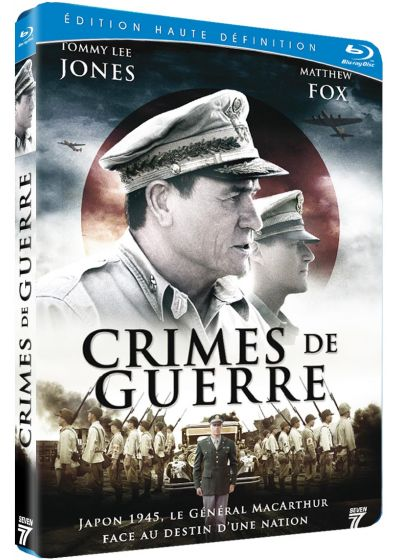 Crimes de guerre - Blu-ray