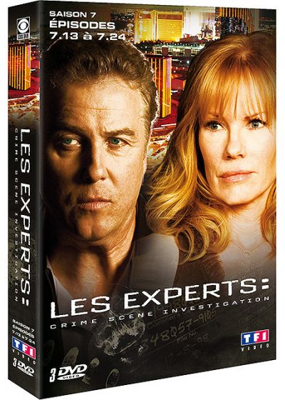 Les Experts - Saison 7 Vol. 2 - DVD