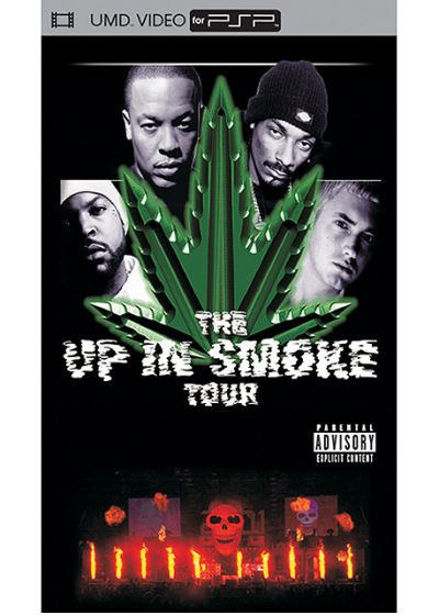 The Up In Smoke Tour (UMD) - UMD