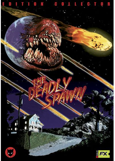 The Deadly Spawn (Édition Collector) - DVD