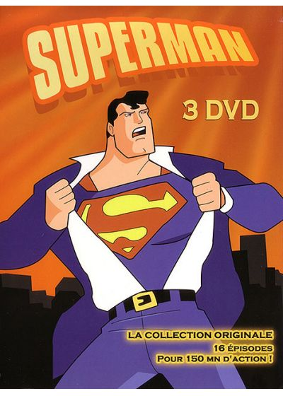 Superman - Coffret 3 DVD (Édition Collector) - DVD