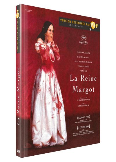 La Reine Margot (Édition Digibook Collector DVD + Livret) - DVD