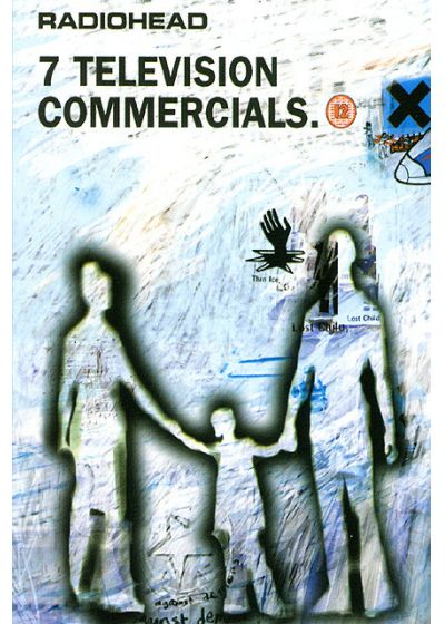 Radiohead - 7 Television Commercials - DVD