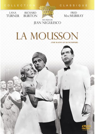 La Mousson - DVD