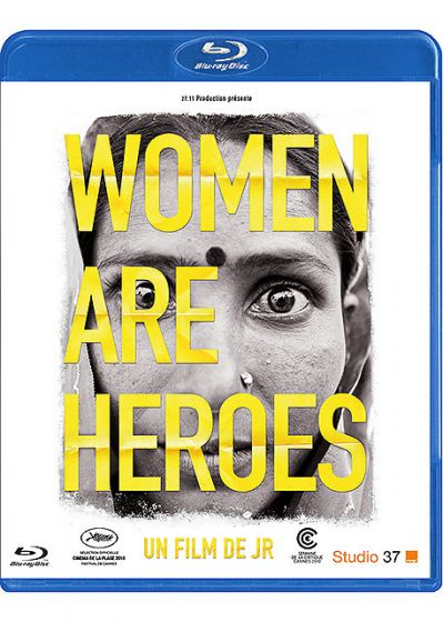 Women Are Heroes - Blu-ray
