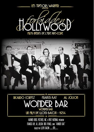Wonder Bar - DVD