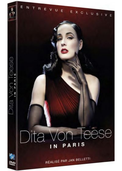 Dita Von Teese in Paris - DVD