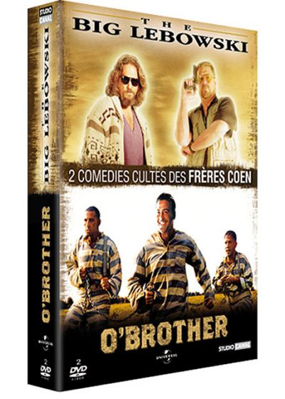 The Big Lebowski + O'Brother - DVD