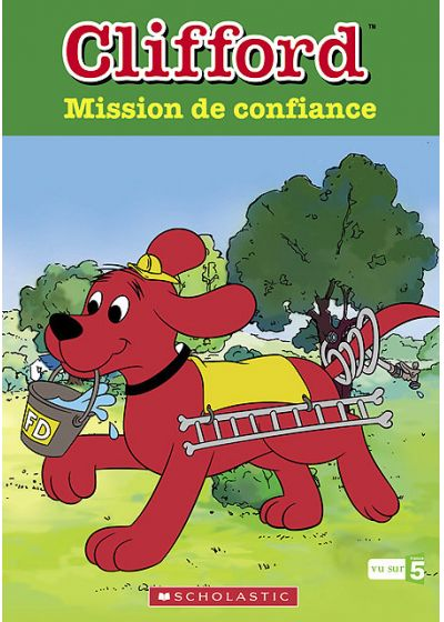 Clifford - Mission de confiance - DVD