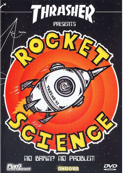 Thrasher - Rocket Science - DVD