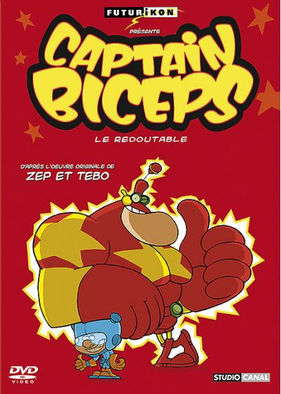 Captain Biceps - 2 - Le redoutable - DVD