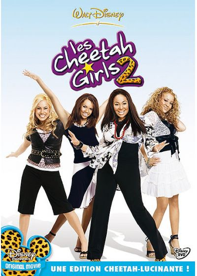 Les Cheetah Girls 2 - DVD