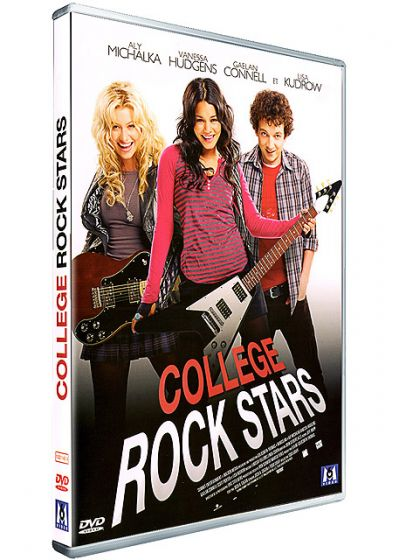 College Rock Stars - DVD