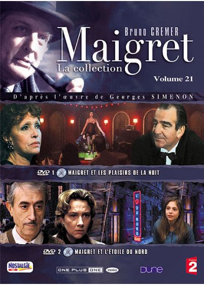 Maigret - La collection - Vol. 21 - DVD
