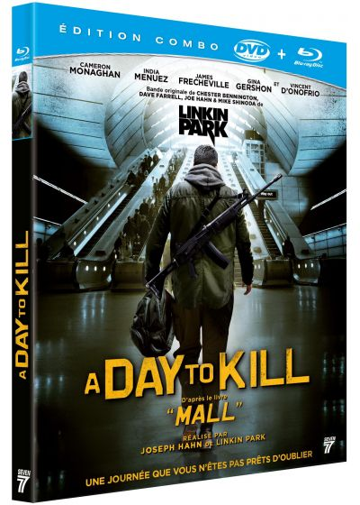 A Day to Kill - Blu-ray
