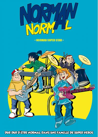 Norman Normal - Vol. 4 : Norman Super Star - DVD