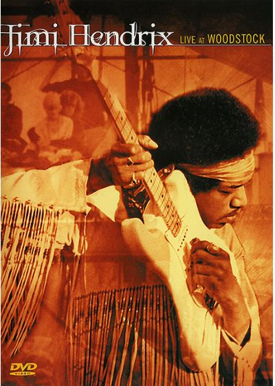 Hendrix, Jimi - Live At Woodstock - DVD
