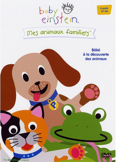 Mes animaux familiers - DVD