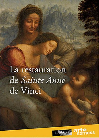 La Restauration de Sainte Anne de Vinci - DVD