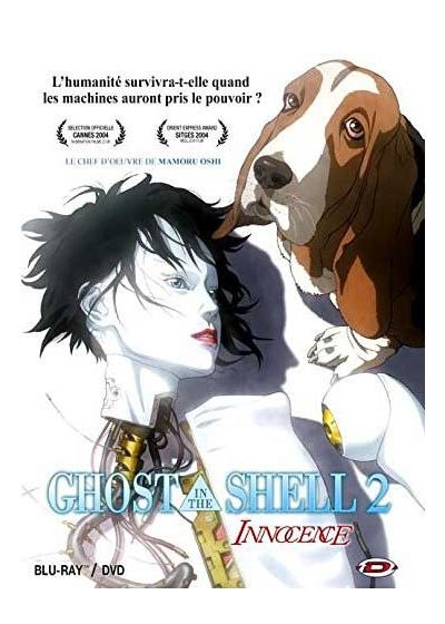Ghost in the Shell 2 : Innocence (Combo Collector Blu-ray + DVD) - Blu-ray