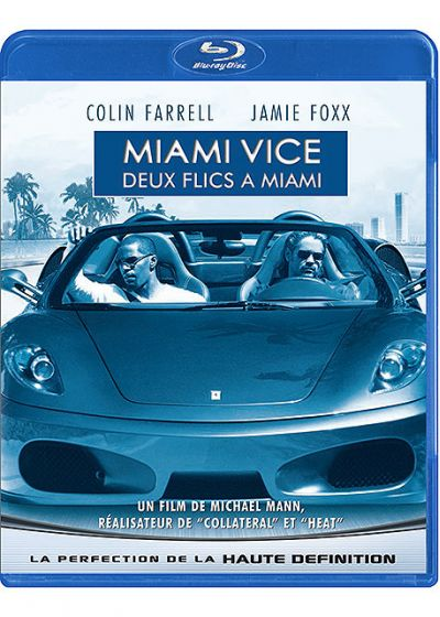 Miami Vice (Deux flics à Miami) - Blu-ray