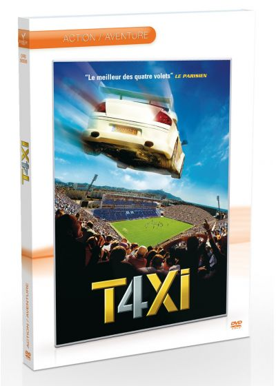 Taxi 4 (Édition Simple) - DVD
