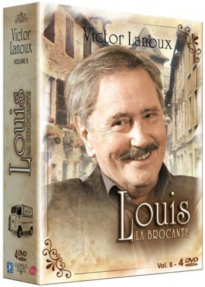 Louis la brocante - Vol. 8 - DVD