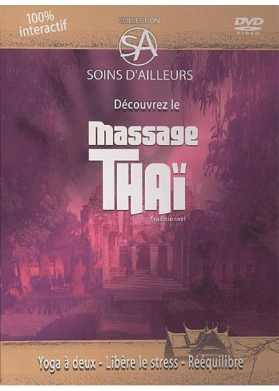 Massage Thaï traditionnel - DVD