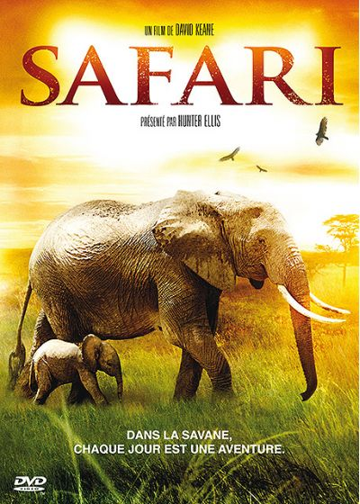 Safari 3D - DVD