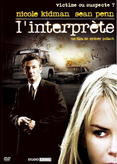 L'Interprète - DVD