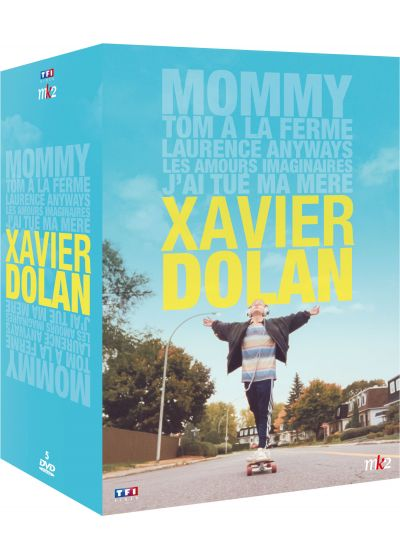 Xavier Dolan : Tom à la ferme + Laurence Anyway + Les amours imaginaires + J'ai tué ma mère + Mommy (Pack) - DVD