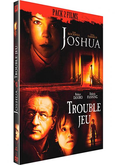 Joshua + Trouble jeu (Pack 2 films) - DVD