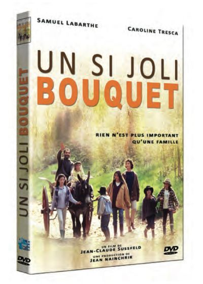 Un si joli bouquet - DVD
