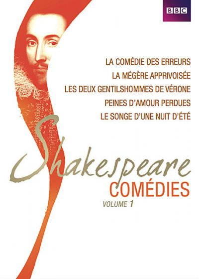 Shakespeare : Comédies - Vol. 1 - DVD