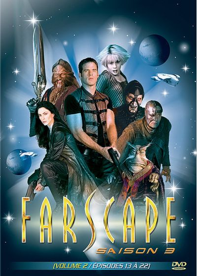 Farscape - Saison 3 - vol. 2 - DVD