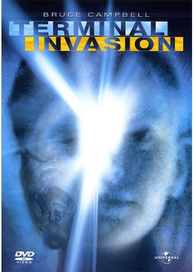 Terminal Invasion - DVD