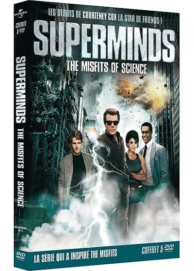 Superminds - DVD