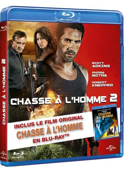 Chasse à l'homme 2 - Blu-ray