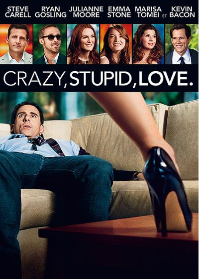 Crazy, Stupid, Love. - DVD
