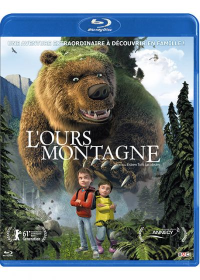 L'Ours Montagne - Blu-ray