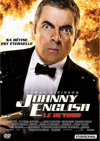 Johnny English, le retour - DVD