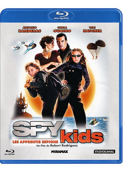 Spy Kids, les apprentis espions - Blu-ray
